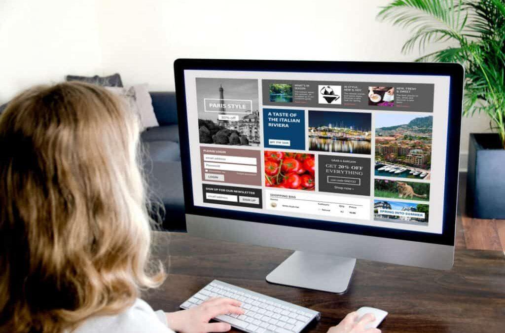 La importancia de contar con una página web para tu empresa/emprendimiento